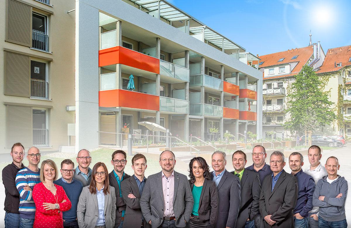 PHÖNIX Metallbau GmbH - Gruppenbild